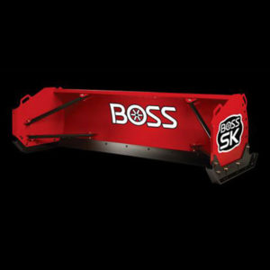 BOSS SNOWPLOW 12