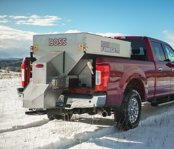 VBS17100 - BOSS FORGE 2.0 V-BOX SALT SPREADER Image