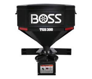 Boss TGS300 salt spreader Image