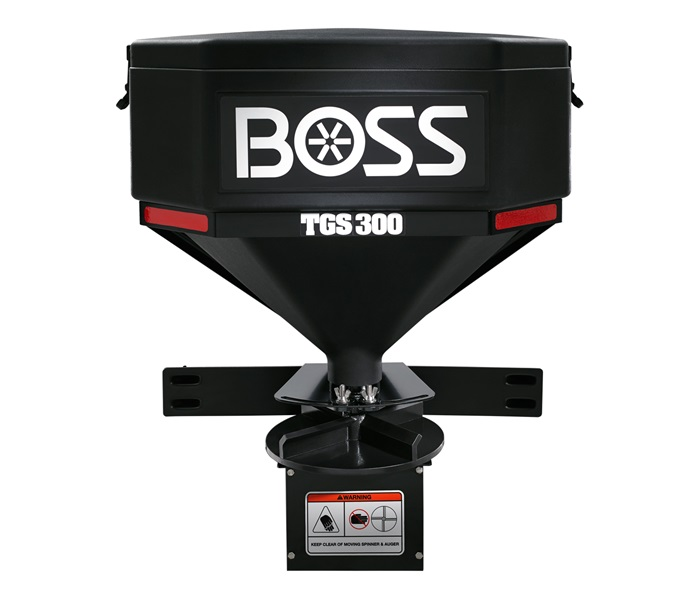 BOSS SNOWPLOW TGS300 Salt Spreader Image