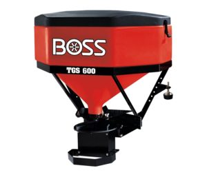Boss TGS600 salt spreader Image