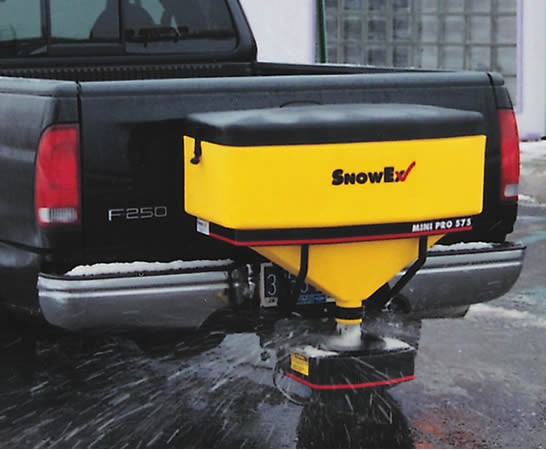 SNO-EX SP575X SALT SPREADER Image