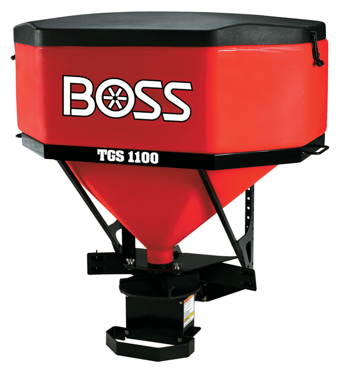 BOSS SNOWPLOW TGS1100 Salt Spreader Image