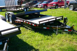 RENTAL TRAILER - DOOLITTLE EZ LOADER GT 82 X 20 Image