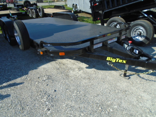 83 X 18 BIG TEX 70DM CAR HAULER hide Image