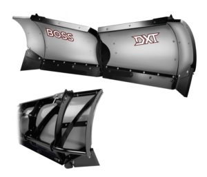 MSC08110 - BOSS BLADE WING EXTENSION KIT V-DXT STAINLESS Image