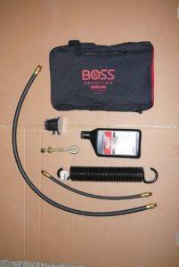 BOSS SNOWPLOW EMERGENCY PARTS KIT - STRAIGHT BLADE Image