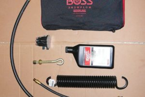 BOSS SNOWPLOW EMERGENCY PARTS KIT